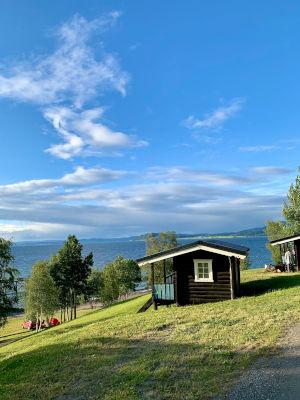 Hytte på Storsand camping